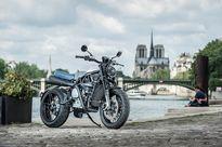 """Ngắm môtô PKL Scrambler """"hàng thửa"""" của dân chơi Pháp"""