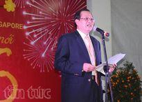 Cộng đồng Việt tại Singapore vui Xuân, đón Tết