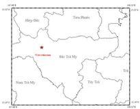 Bắc Trà My - Quảng Nam liên tiếp xảy ra động đất kèm tiếng nổ lớn