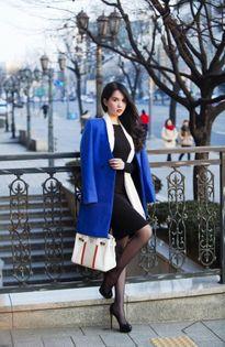 Thời trang ngày đông vừa ấm vừa đẹp của mỹ nhân Việt