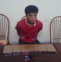 Hiệp đồng chống ma túy ở Hải quan Điện Biên