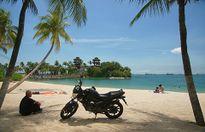 Đi phượt Singapore bằng mô tô