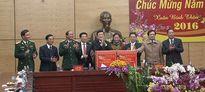 Chủ tịch nước Trương Tấn Sang dâng hương tại Khu di tích Kim Liên