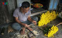 Người giữ nét Xuân xưa ở làng hoa giấy Thanh Tiên