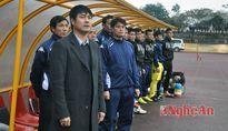 SLNA sẽ tạo điều kiện để Hữu Thắng làm HLV trưởng đội tuyển quốc gia