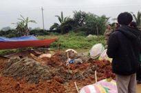 Vụ đào trộm mộ, lấy xương bánh chè: Lời kể con cháu