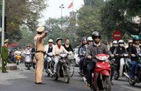 Hà Nội: Phân luồng giao thông phục vụ Tết