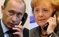 Đức kêu gọi Nga kiềm chế phe ly khai Ukraine
