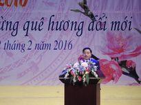 Hà Tĩnh: Từng bừng khai mạc Hội Báo xuân Bính Thân 2016