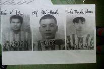 Truy nã toàn quốc 3 phạm nhân vượt ngục
