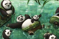 """Kung Fu Panda 3 """"ăn khách"""" nhờ """"thiên thời, địa lợi"""""""