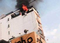 Cháy khách sạn kế cận bệnh viện phụ sản lớn nhất Sài Gòn