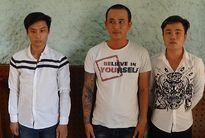 Hai nhóm giang hồ Hải Phòng bị bắt ở An Giang