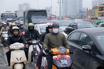 Hà Nội: Cấm xe tải lưu thông trong nội thành dịp cận Tết Nguyên đán