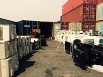 Chặn lô hàng cấm nhập khẩu qua cảng Cát Lái