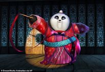 'Kung Fu Panda 3' dẫn đầu bảng xếp hạng phim ăn khách