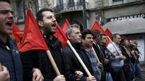 Tổng đình công phản đối cải cách lương hưu tại Hy Lạp