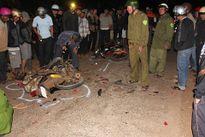 Xe máy đấu đầu, 2 người thiệt mạng