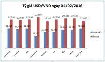 Tỷ giá USD/VND hôm nay (04/02): Cú shock của tỷ giá trung tâm