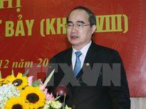 Tiểu sử Ủy viên Bộ Chính trị khóa XII Nguyễn Thiện Nhân