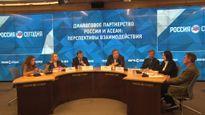 Các học giả Nga đề cao quan hệ hợp tác với ASEAN, Việt Nam