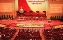 Điện mừng Đại hội đại biểu toàn quốc lần thứ XII của Đảng