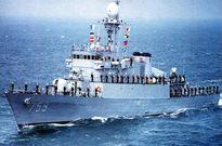Lộ diện tàu hộ vệ tên lửa Philippines được tặng