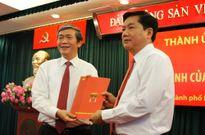 Bộ trưởng GTVT Đinh La Thăng làm Bí thư Thành ủy TPHCM