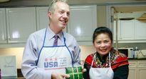 Đại sứ Hoa Kỳ Ted Osius tung video chúc Tết bằng tiếng Việt