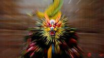 Độc đáo bộ tứ linh bằng trái cây tại Hội hoa xuân TP.HCM