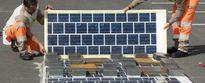 Pháp xây đường năng lượng Mặt trời ngàn km