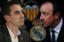 Rộ tin Valencia sắp đón Benitez về thay Neville