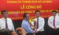 Ông Võ Văn Thưởng làm Trưởng ban Tuyên giáo Trung ương