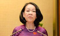Bà Trương Thị Mai làm Trưởng Ban Dân vận TƯ