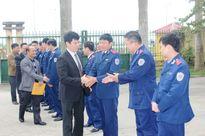 Lãnh đạo tỉnh trực tiếp kiểm tra giao thông dịp Tết