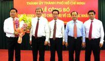 Các Ủy viên Bộ Chính trị hứa khi nhận nhiệm vụ mới