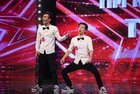 Cận cảnh tiết mục popping gây sốt tại Got Talent
