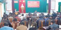 Q.Thanh Khê triển khai công tác bầu cử đại biểu Quốc hội (ĐBQH) và đại biểu HĐND các cấp, nhiệm kỳ 2016-2021