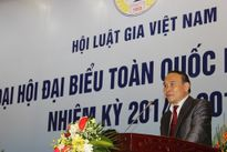Xây dựng và phát triển tổ chức Hội Luật gia Việt Nam ngày càng vững mạnh