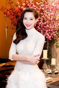 Sao Việt xinh đẹp rạng ngời đón Tết Bính Thân 2016
