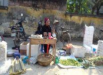 Chợ quê ngày Tết