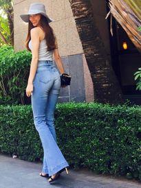 Sao Việt quyến rũ 'chết người' khi mặc quần jeans