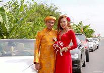 Ba mẹ Hoài Linh sang hỏi dâu cho diễn viên Thiên Bảo