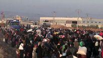 Bản tin 14H: 15.000 người Syria chạy sang Thổ Nhĩ Kỳ