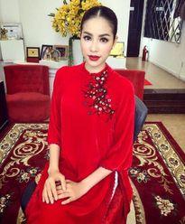 3 mốt áo dài được các người đẹp Việt chọn nhiều nhất trong dịp Tết 2016