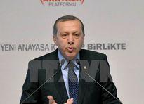 """Thổ Nhĩ Kỳ sẽ mở cửa biên giới đón người di cư """"nếu cần thiết"""""""