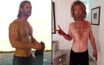 Sao Hollywood thay đổi cân nặng 'dễ như ăn kẹo'