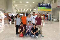 Philippines trao trả 8 ngư dân Việt Nam kịp về quê ăn Tết