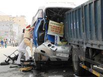 23 người chết vì tai nạn giao thông ngày 29 Tết