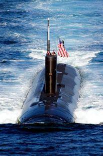 Mỹ bố trí trên 50% tàu ngầm hạt nhân bao vây Trung Quốc, sẵn sàng khai chiến